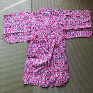 アンパサンド(ampersand)のエフオーキッズAMPERSAND甚平浴衣100センチ(甚平/浴衣)
