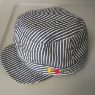 アカチャンホンポ(アカチャンホンポ)の赤ちゃん 帽子 42㎝(帽子)