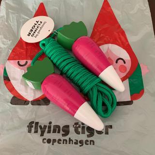 フライングタイガーコペンハーゲン(Flying Tiger Copenhagen)のフライングタイガー縄跳び(トレーニング用品)