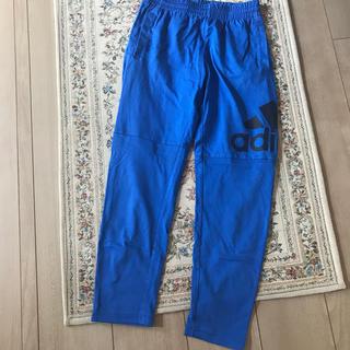 アディダス(adidas)のアディダス 140 ブルー(パンツ/スパッツ)