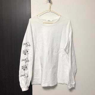 ニコアンド(niko and...)のniko and... ボーリングロゴTシャツ【早い者勝ち値下げ】(Tシャツ/カットソー(七分/長袖))