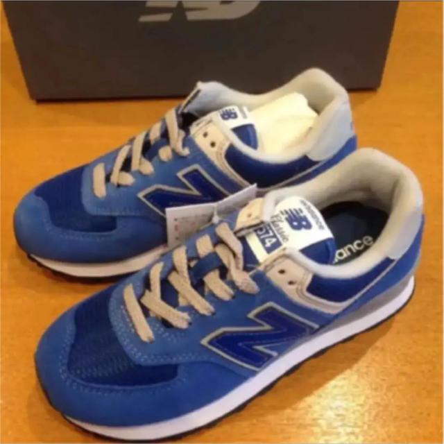 New Balance(ニューバランス)のNB ml574 22cm レディースの靴/シューズ(スニーカー)の商品写真