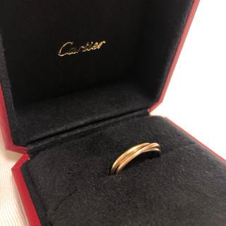 カルティエ(Cartier)のカルティエ トリニティリング XS 6号(リング(指輪))