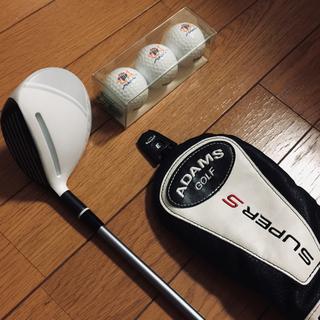 アダムスゴルフ(Adams Golf)の美品‼️アダムスゴルフ スピードライン 3W(クラブ)