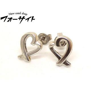 ティファニー(Tiffany & Co.)のティファニー■シルバー SV 925 ラビングハート ピアス(ピアス)