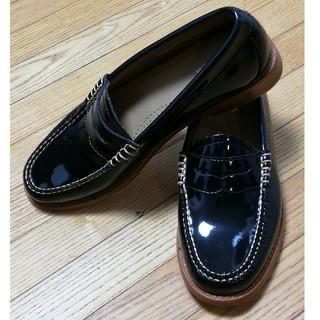 ジーエイチバス(G.H.BASS)の【新品】G.H.BASS WEEJUNS ローファー レディース(ローファー/革靴)