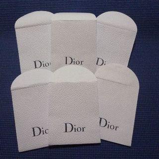 Dior  ディオール  ショップ袋 6枚