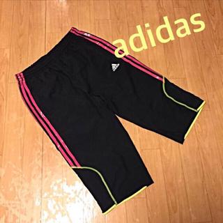 アディダス(adidas)のadidas ハーフパンツ 男女兼用(ショートパンツ)