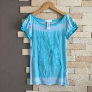 クストバルセロナ(Custo Barcelona)の半袖 Tシャツ クストバルセロナ custo ダイダイ(Tシャツ(半袖/袖なし))