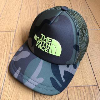 ザノースフェイス(THE NORTH FACE)のノースフェイス キッズキャップ(帽子)