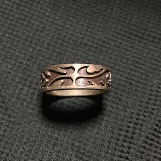 リング  シルバーリング 925刻印有り(リング(指輪))