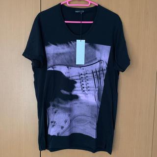 ラッドミュージシャン(LAD MUSICIAN)のLad musician tee blk 44(Tシャツ/カットソー(半袖/袖なし))