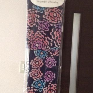 ツモリチサト(TSUMORI CHISATO)の新品ツモリチサト浴衣 花柄(浴衣)