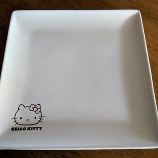ハローキティ - キティちゃん スクエア皿 四角皿 ローソン