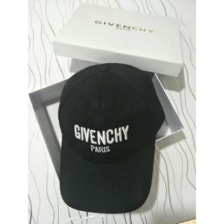 ジバンシィ(GIVENCHY)のGIVENCHY 帽子 キャップ 黒 男女兼用(キャップ)