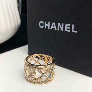 シャネル(CHANEL)のCHANEL シャネル リング 指輪(リング(指輪))
