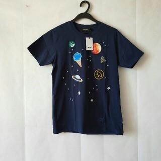 コーチ(COACH)のCOACHコーチ SPACE PATCH TEE TシャツXL(Tシャツ/カットソー(半袖/袖なし))