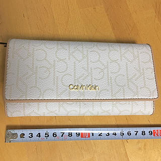 カルバンクライン(Calvin Klein)の【カルバン・クライン】【新品】【限界価格】長財布(財布)