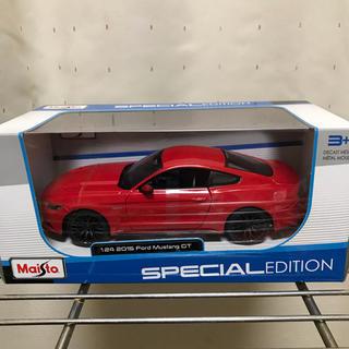 2015 マスタング mustang フォード Ford(ミニカー)