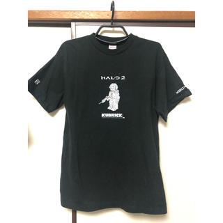 エックスボックス(Xbox)のTシャツ  HALO2  XBOX  (Tシャツ/カットソー(半袖/袖なし))
