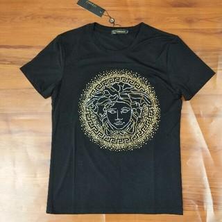 ヴェルサーチ(VERSACE)のVERSACE 男女兼用 Tシャツ 夏コーデ ファッション(Tシャツ(半袖/袖なし))