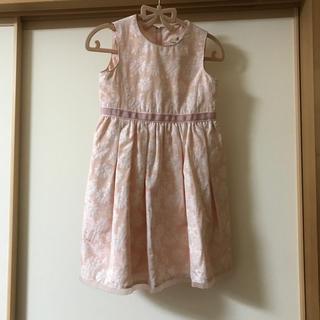 クミキョク(kumikyoku(組曲))のKUMIKYOKU ジャガードワンピース(ドレス/フォーマル)
