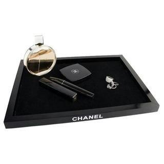 CHANEL - 新品シャネルトレイー パフューム 小物置き 化粧品置き