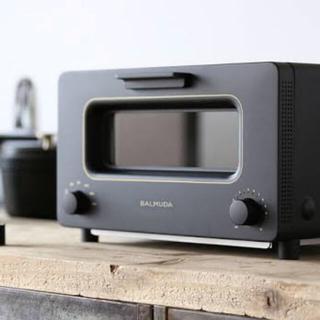 バルミューダ(BALMUDA)のバルミューダ The Toaster K01A-KG [ブラック](調理機器)
