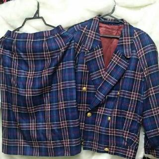 バーバリー(BURBERRY)のジャケット スカート セット(スーツ)