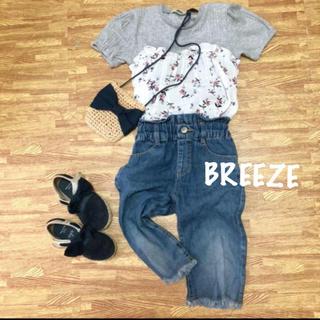 ブリーズ(BREEZE)のBREEZE♡ジーンズ(パンツ/スパッツ)