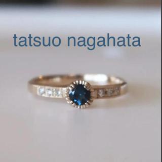 アッシュペーフランス(H.P.FRANCE)のTatsuo Nagahata トルマリンリング(リング(指輪))