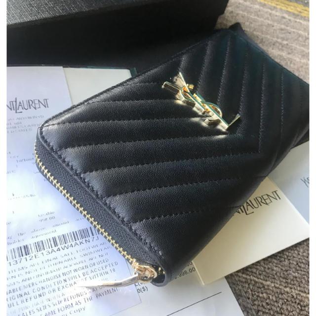 Saint Laurent - サンローラン 長財布の通販 by つばさ's shop|サンローランならラクマ