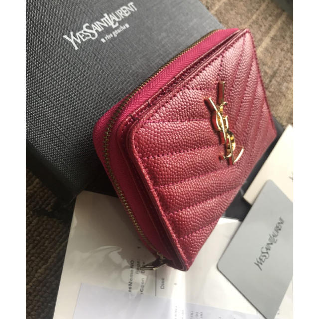 ベルルッティ 小物 偽物 | Saint Laurent - サンローラン 財布の通販 by つばさ's shop|サンローランならラクマ