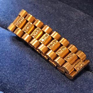 ロレックス(ROLEX)の【超レア】Rolex k18オーダーダイヤモンドリング(リング(指輪))