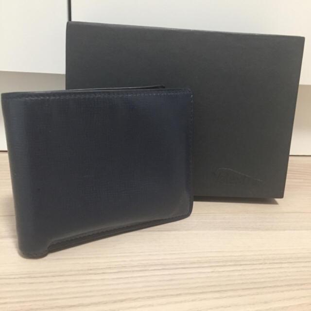 Valextra - Valextra二つ折り財布小銭入れ付きの通販 by shopaholic|ヴァレクストラならラクマ