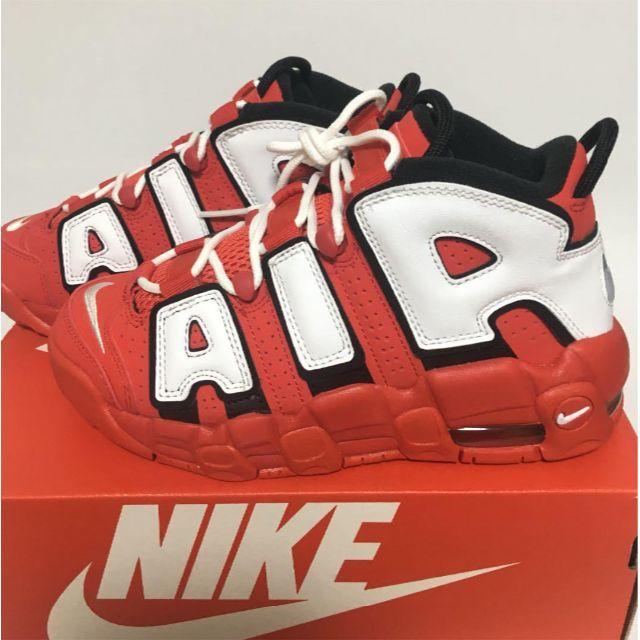 NIKE(ナイキ)の23cm  NIKE AIR MORE UPTEMPO QS メンズの靴/シューズ(スニーカー)の商品写真