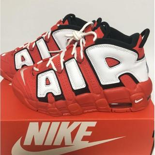 ナイキ(NIKE)の23cm  NIKE AIR MORE UPTEMPO QS(スニーカー)
