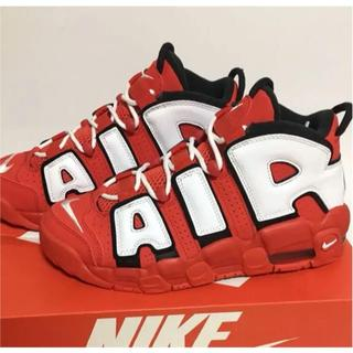 ナイキ(NIKE)の24cm NIKE AIR MORE UPTEMPO QS(スニーカー)