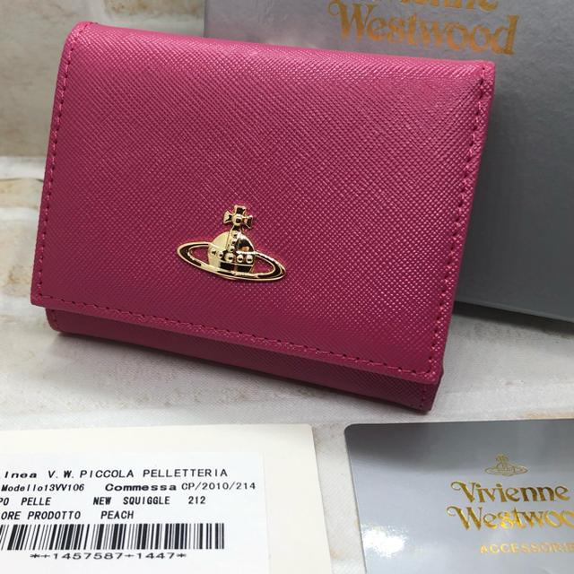 プラダ バッグ イメージ スーパー コピー - Vivienne Westwood - VivienneWestwood 三つ折り財布 新品未使用の通販 by ぷーちゃん's shop|ヴィヴィアンウエストウッドならラクマ