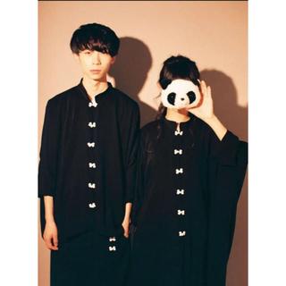 ハレ(HARE)のq-haku  18ss チャイナシャツ(シャツ)