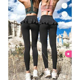 ヴィクトリアズシークレット(Victoria's Secret)のスロリ  スポーツ レギンス  ヨガ フィットネス トレーニング sloli(ヨガ)