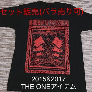 ベビーメタル(BABYMETAL)の【バラ売り可】BABYMETAL THE ONEアイテム 2015&2017(アイドルグッズ)