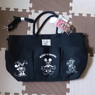 Disney - Disney/ミッキー/大容量/マザーズバッグ/2way