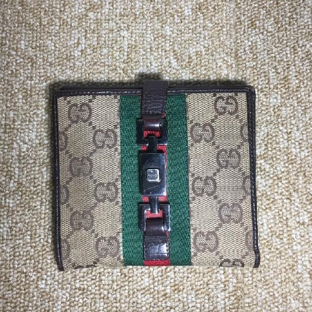 Gucci - GUCCI グッチ 折り財布 の通販 by オリジナルスワロキャップ☆|グッチならラクマ