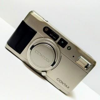 キョウセラ(京セラ)のCONTAX コンタックス TVS フィルムカメラ(フィルムカメラ)