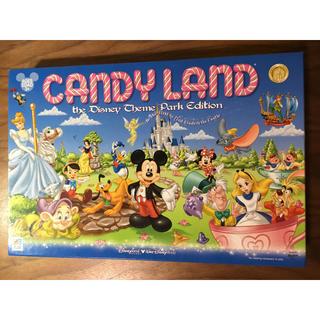 ディズニー(Disney)のcandy land ディズニーボードゲーム (その他)