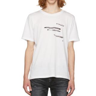 サンローラン(Saint Laurent)のSaint Laurent Sorry For What I Said Tシャツ(Tシャツ(半袖/袖なし))