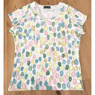 ミナペルホネン(mina perhonen)のミナペルホネン ミナ jelly beans カットソー(Tシャツ(半袖/袖なし))
