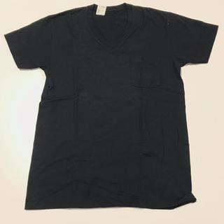 エヌハリウッド(N.HOOLYWOOD)の【SALE】〈XS〉N.HOLLYWOOD〈エヌハリウッド〉【VネックTシャツ】(Tシャツ/カットソー(半袖/袖なし))