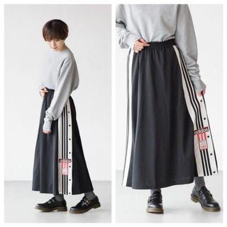 アディダス(adidas)の激レア adidas Originals ADIBREAK SKIRT L(ロングスカート)